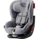 Детское автокресло 9-18 кг Britax Roemer King II LS Black Series Grey Marble